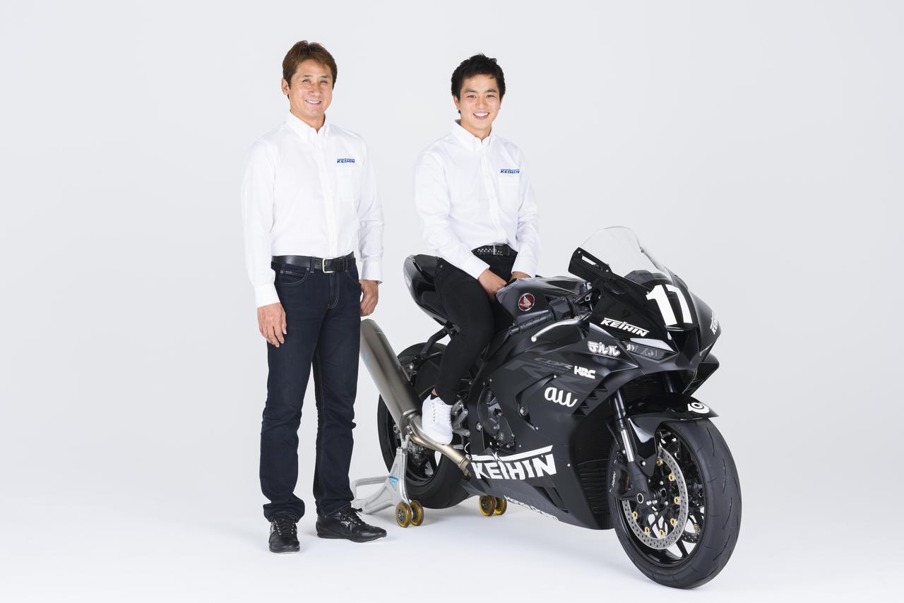 Images : 5番目の画像 - 「<全日本ロードレース> 伊藤真一、全日本復帰! ~ただし新生チーム監督として、です~」のアルバム - webオートバイ