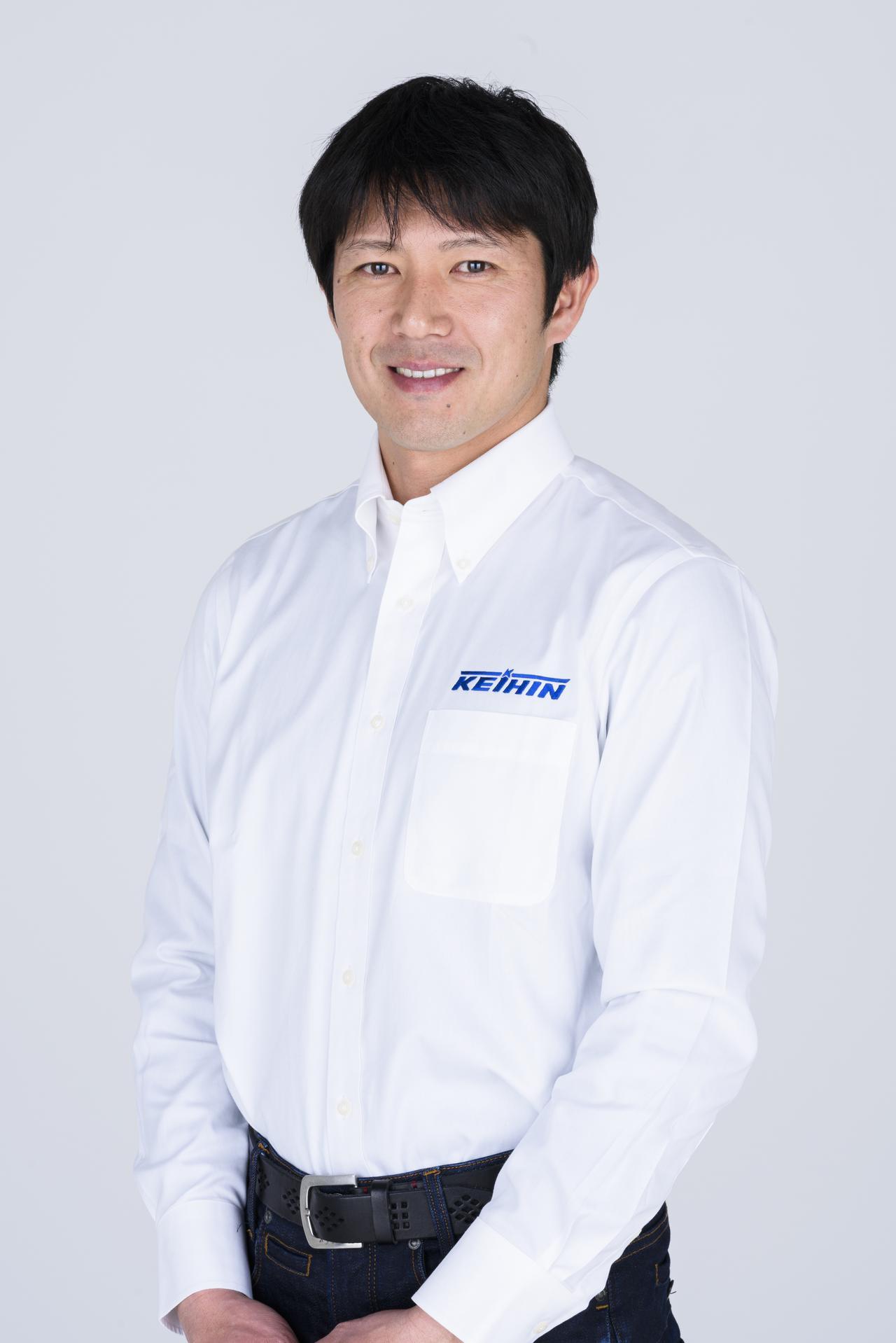 Images : 清成龍一 選手