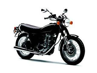 ヤマハ SR400 30周年AnniversaryLimitedEdition 2008 年7月