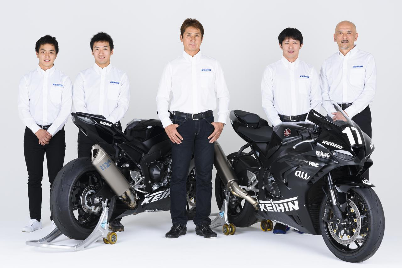 Images : 3番目の画像 - 「<全日本ロードレース> 伊藤真一、全日本復帰! ~ただし新生チーム監督として、です~」のアルバム - webオートバイ
