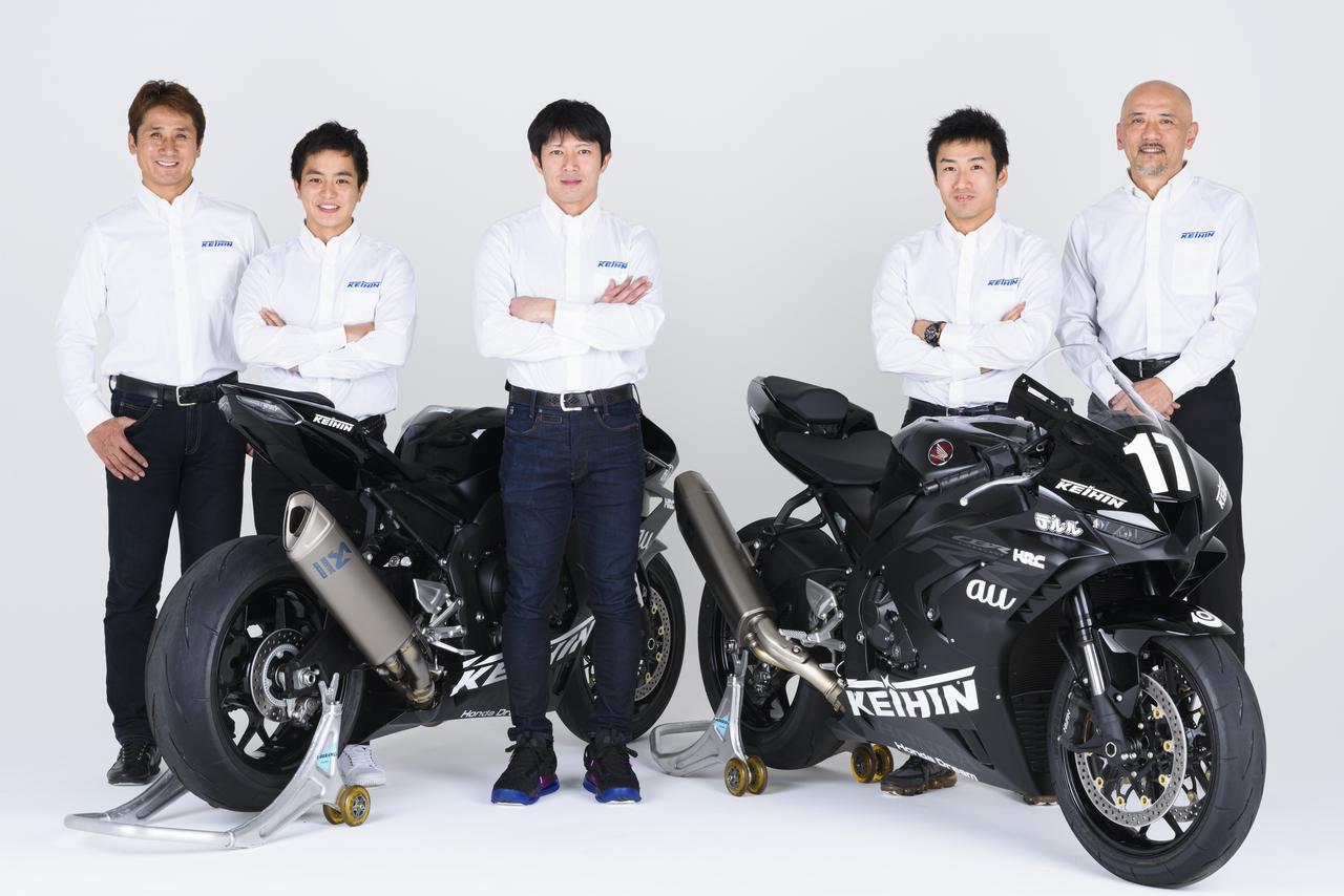 Images : 2番目の画像 - 「<全日本ロードレース> 伊藤真一、全日本復帰! ~ただし新生チーム監督として、です~」のアルバム - webオートバイ