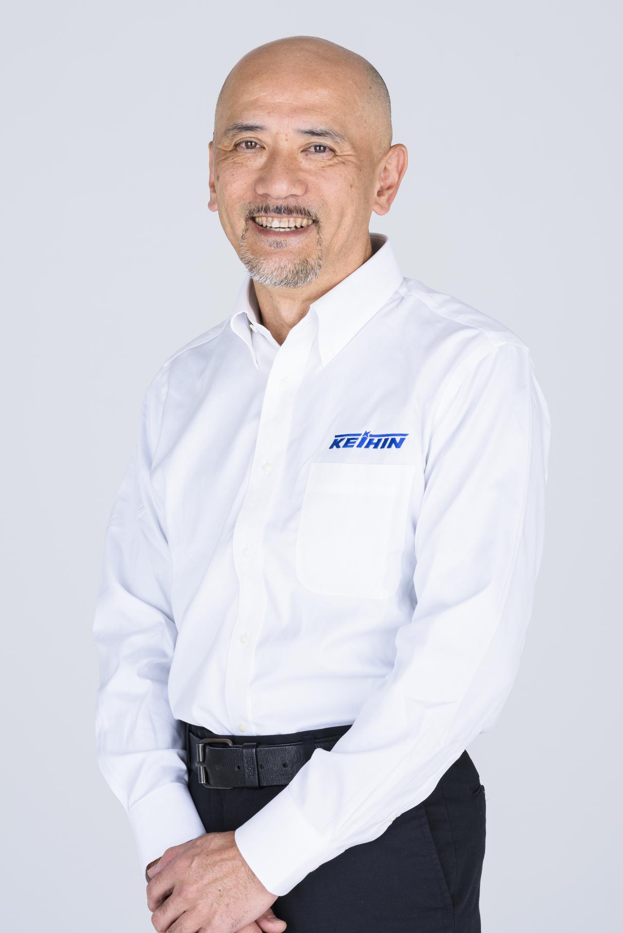 Images : 小原斉 テクニカルディレクター