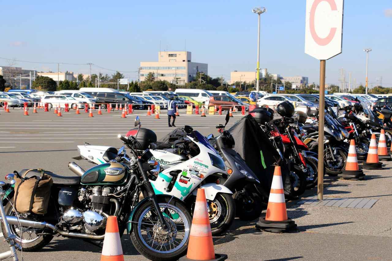 画像: 東京オートサロン2020 駐輪場&駐車場情報!