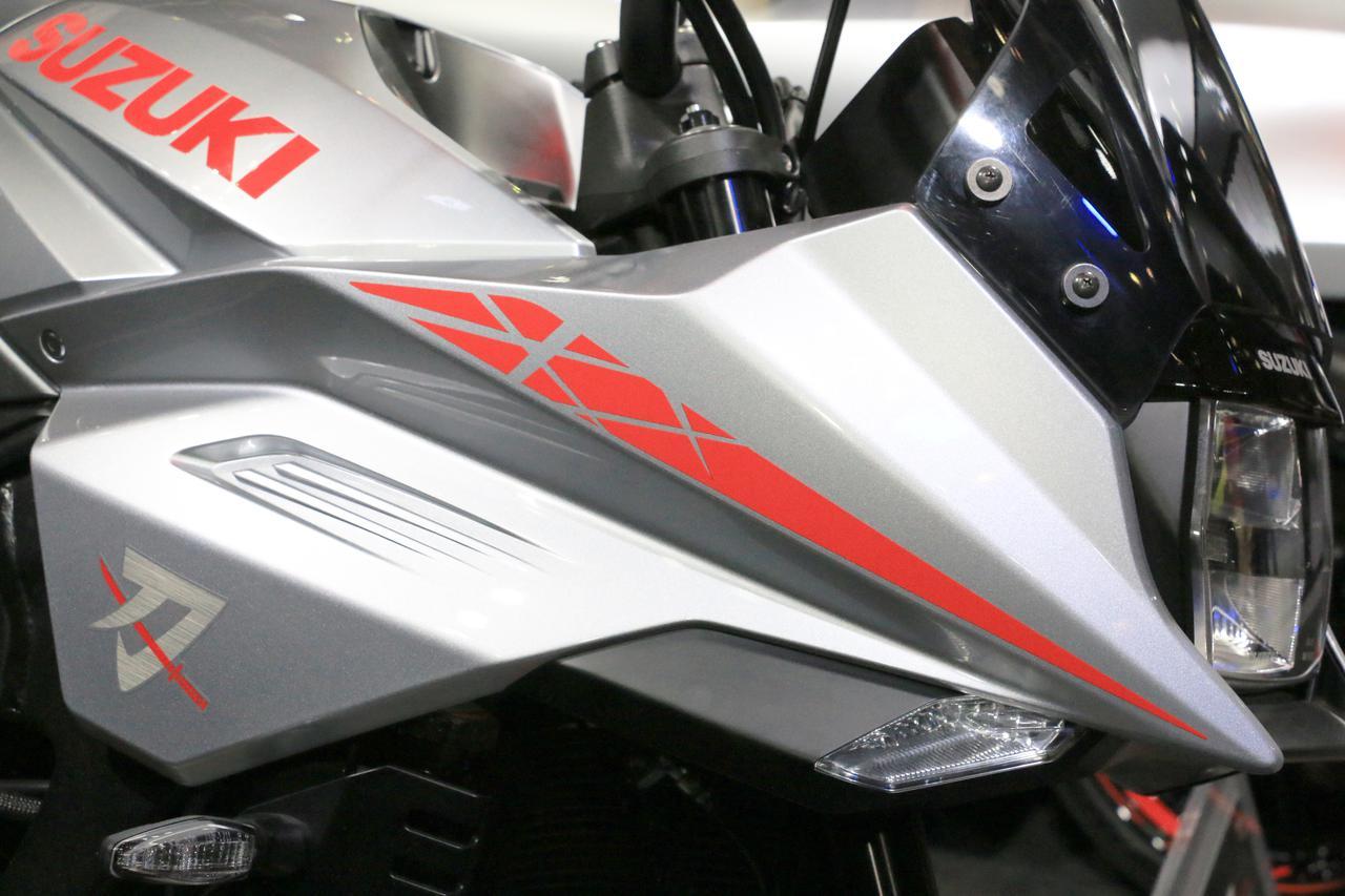 Images : 6番目の画像 - KATANAとスイフトスポーツ カタナエディションの写真をもっと見る! - webオートバイ