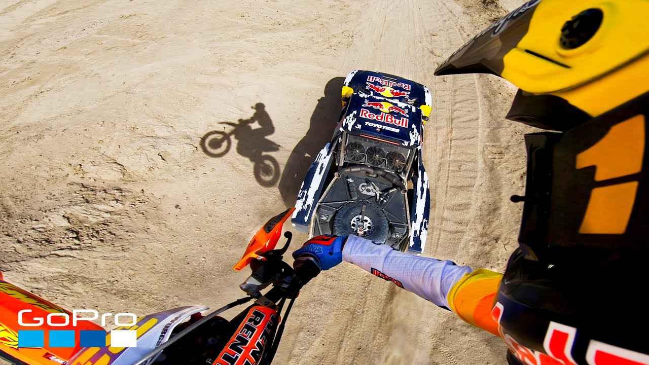 画像: GoPro: Desert Duel | Andy McMillin vs Taylor Robert in 4K www.youtube.com