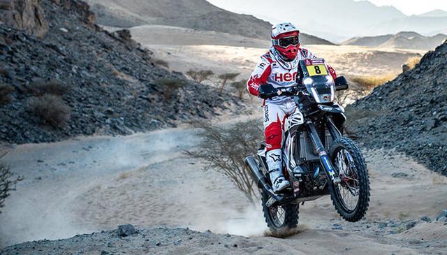 画像: [DAKAR2020] ホンダ対KTMが注目のダカールラリーですが、インドのヒーローの活躍にも注目です!? - LAWRENCE - Motorcycle x Cars + α = Your Life.