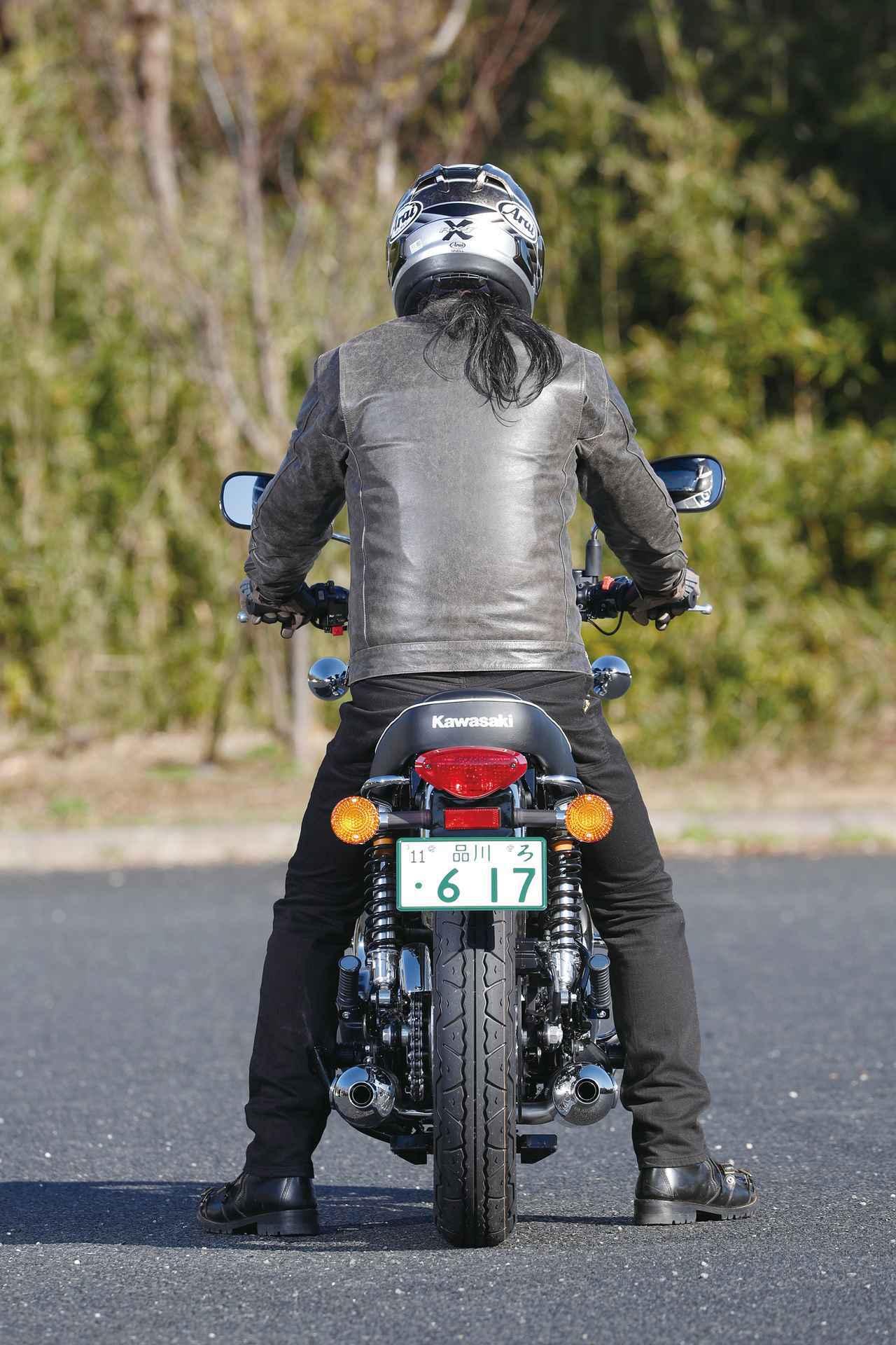 画像1: 〈試乗インプレ〉カワサキ「W800」/スタイル、走りともに「原点回帰」したWの王道