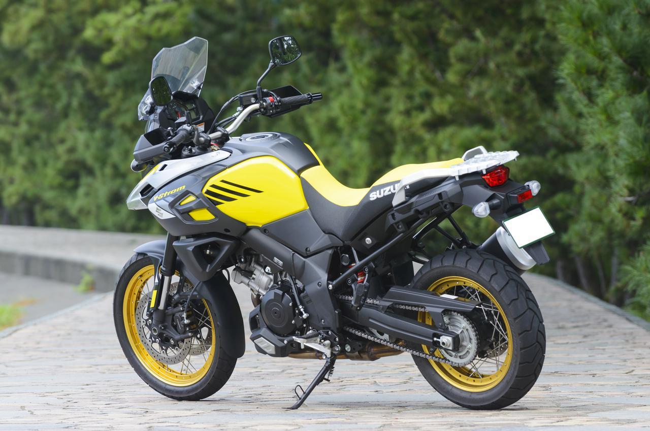 画像2: いまやロングツーリングバイクといえば、アドベンチャーモデルの時代か