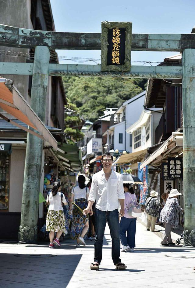 画像1: 湘南〈江の島〉の神様とは? 江島神社と龍口明神社を巡る/神社巡拝家・佐々木優太の「神社拝走記」【第2回】