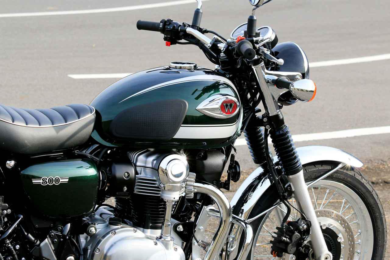 画像: カワサキ W800は「バイクは一台派」にとって最強か? お散歩インプレッション - webオートバイ