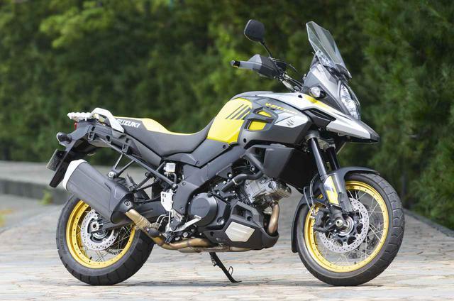 画像1: いまやロングツーリングバイクといえば、アドベンチャーモデルの時代か