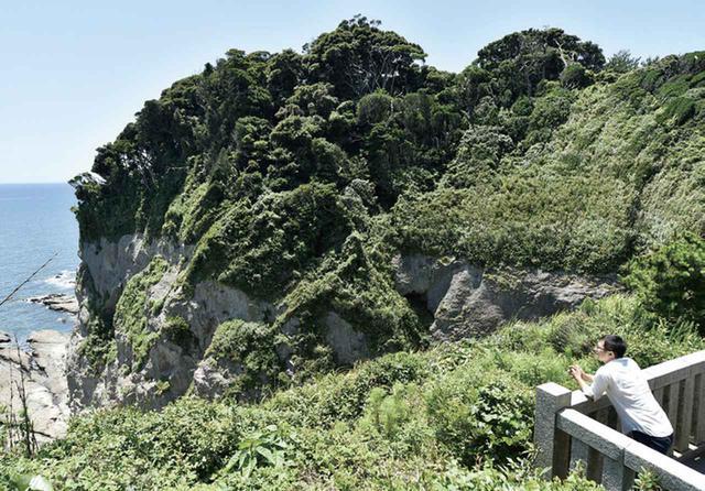 画像1: 江島神社は3つのお宮からなっている