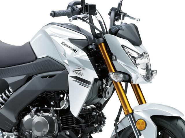 画像: 【カワサキニューモデル】Z125 PRO「原付二種免許」で乗れるカワサキのファンバイクに2020年カラーがラインアップ! - webオートバイ