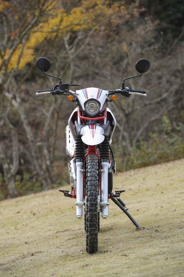 画像: 【全方位写真】44枚の撮り下ろし写真で見る「SEROW250 FINAL EDITION」! - webオートバイ