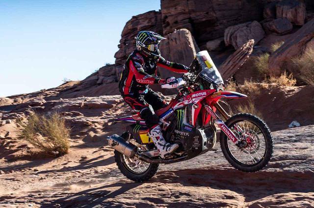 画像1: 【Dakar Rally 2020】ステージ4が終了しホンダ勢が総合トップ3を独占!<5分で読めるダカールハイライト①> - webオートバイ