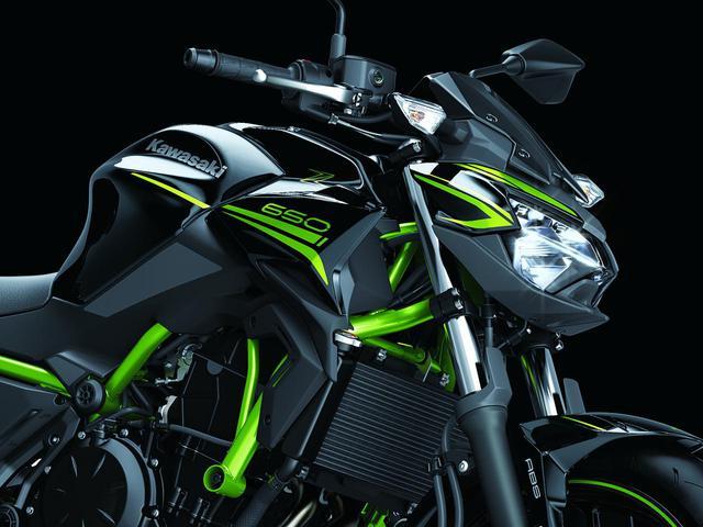画像: 【カワサキニューモデル】Z650「スマホと繋がるデジタルメーター」と新グラフィックの「Sugomi」デザインで登場! - webオートバイ