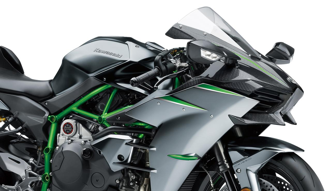 Images : 1番目の画像 - Ninja H2 CARBONの写真をまとめて見る! - webオートバイ