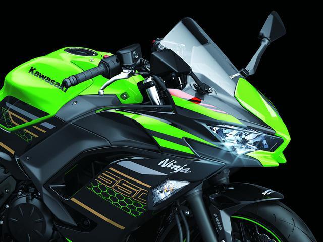 画像: 【カワサキニューモデル】Ninja650/KRT EDITION「新LEDヘッドライト「や「スマホと連携できる液晶ディスプレイ」を搭載した2020年モデルが発売! - webオートバイ