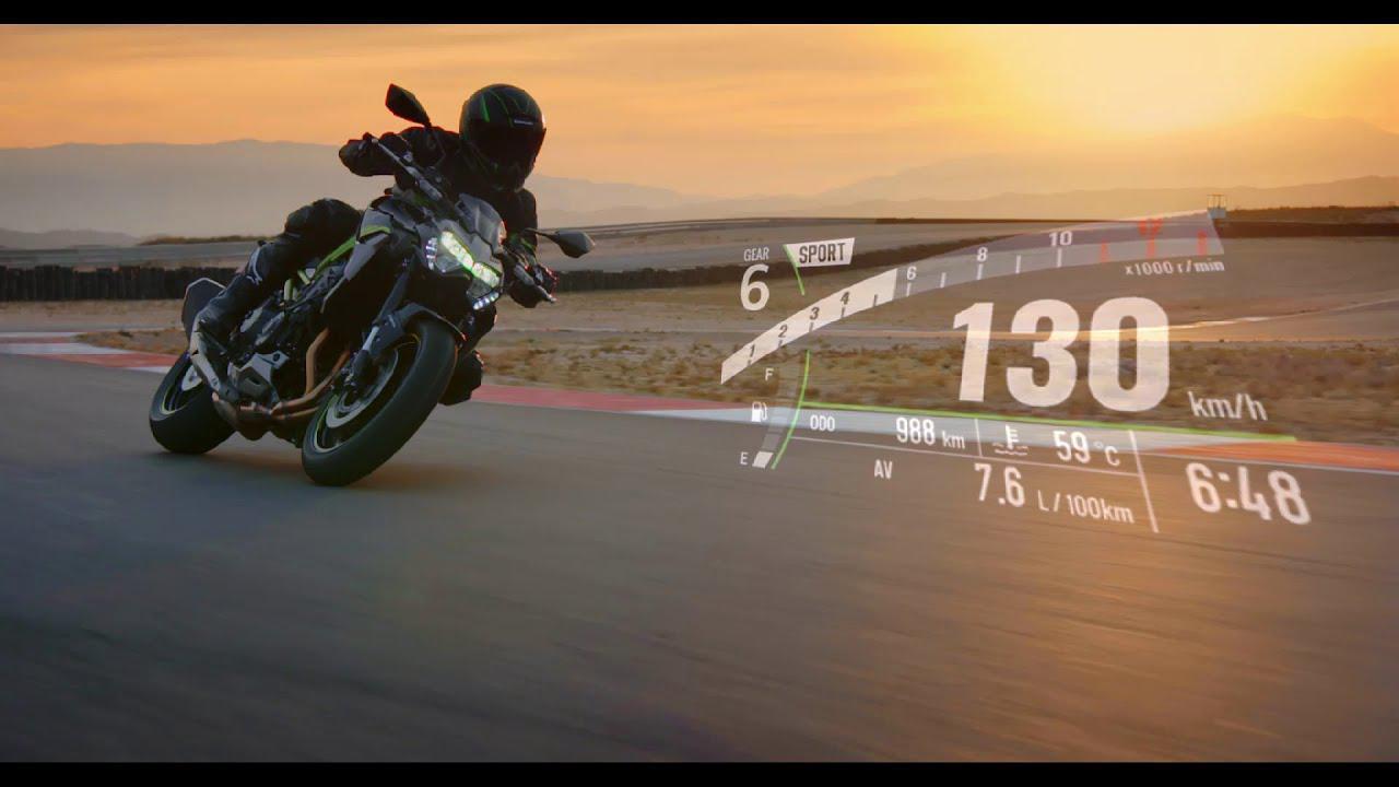 画像: 2020 Kawasaki Z900 - Action Video (Full) youtu.be