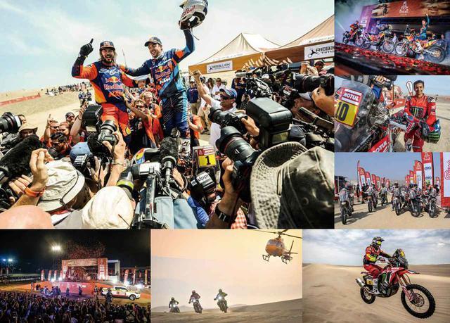 画像: 今年のダカールラリー開幕前に「Dakar 2019を振り返ってみよう」【ダカールラリー2020開幕直前コラム Part.3】 - webオートバイ