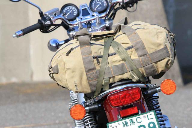 画像22: 【積載インプレ】ホンダ「CB1100EX」/荷掛フックに頼りすぎるのは危険? 使わなくても荷物は積める!