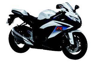 スズキ GSX-R750 2010 年