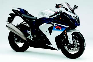 Images : スズキ GSX-R1000 2010 年