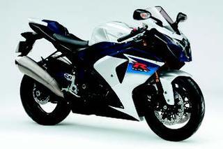 スズキ GSX-R1000 2010 年