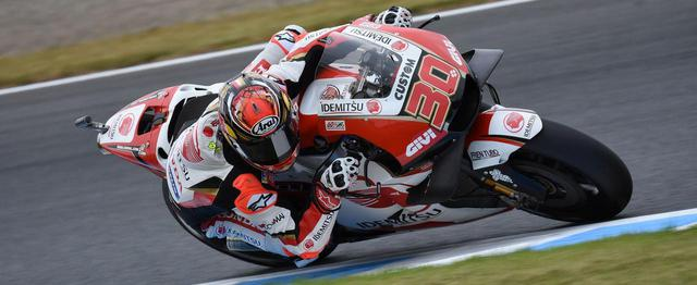 画像: <MotoGP>中上貴晶 初日15番手発進も… ~実は重傷を押しての日本GPでした - webオートバイ