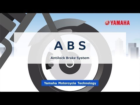 画像: ABS(アンチ・ロック・ブレーキシステム)【Yamaha Motorcycle Technology】 ヤマハ発動機 www.youtube.com