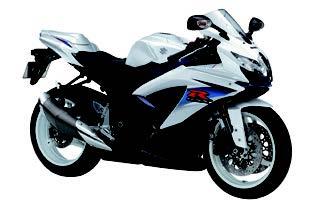 Images : スズキ GSX-R600 2010 年