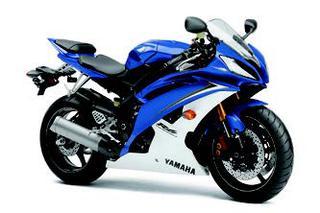 ヤマハ YZF-R6 2010 年