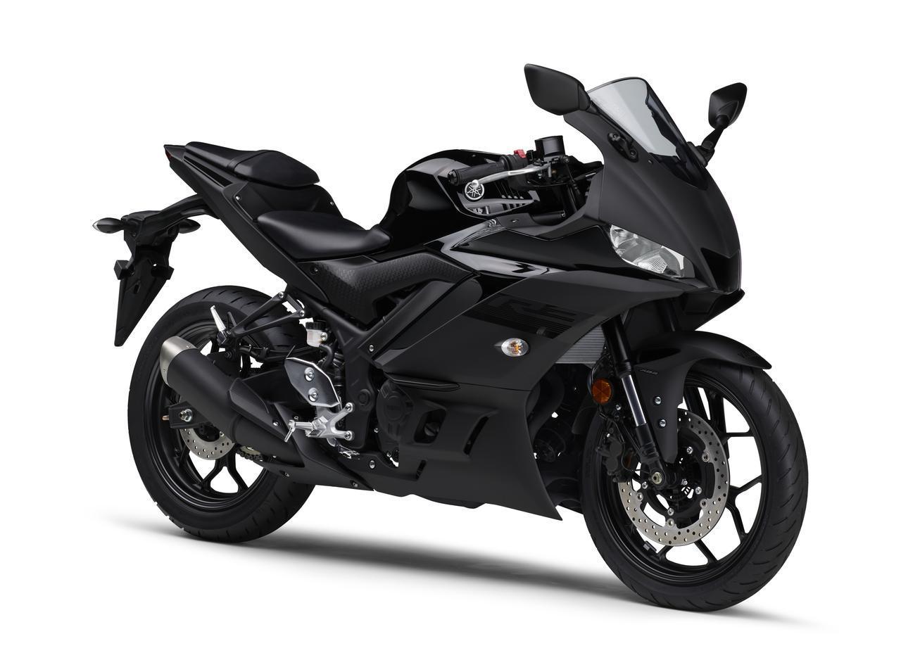 画像5: ヤマハ「YZF-R25/ABS」「YZF-R3 ABS」の2020年モデルが2月14日(金)発売! 3色展開で、すべてニューカラー!
