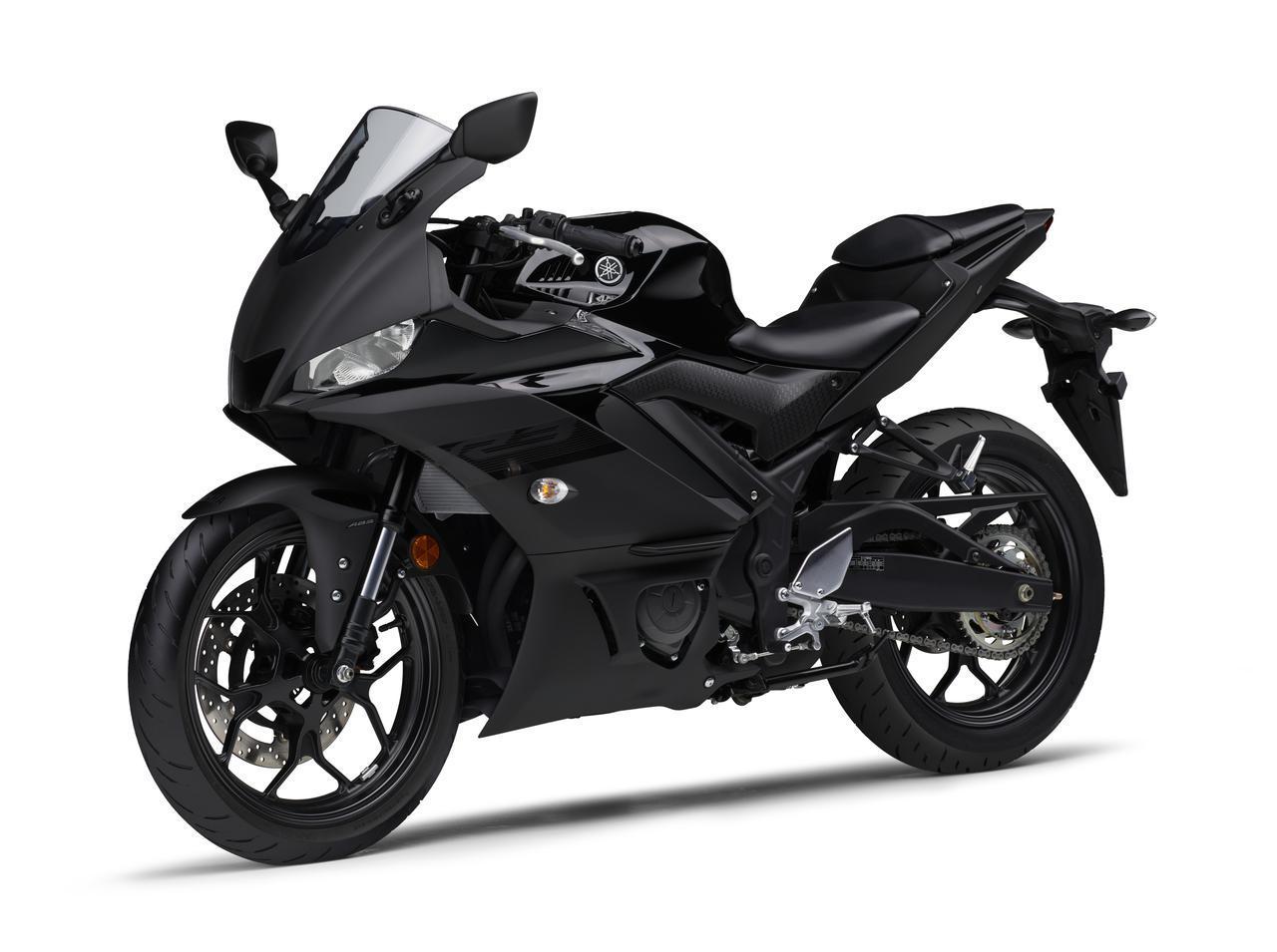 画像6: ヤマハ「YZF-R25/ABS」「YZF-R3 ABS」の2020年モデルが2月14日(金)発売! 3色展開で、すべてニューカラー!