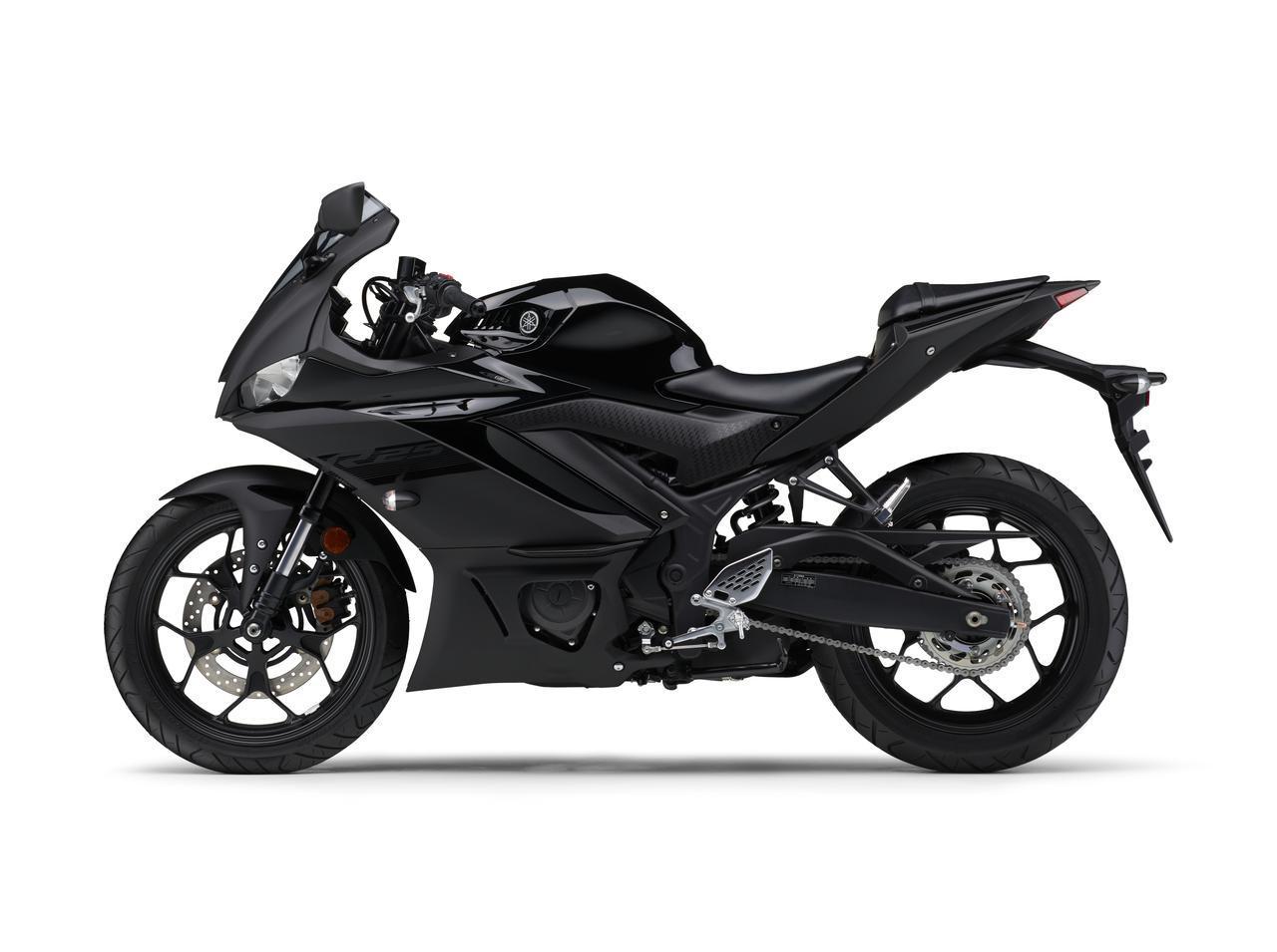 画像32: ヤマハ「YZF-R25/ABS」「YZF-R3 ABS」の2020年モデルが2月14日(金)発売! 3色展開で、すべてニューカラー!