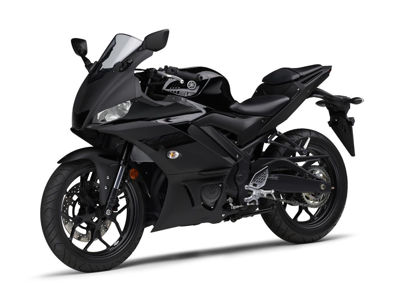 画像18: ヤマハ「YZF-R25/ABS」「YZF-R3 ABS」の2020年モデルが2月14日(金)発売! 3色展開で、すべてニューカラー!
