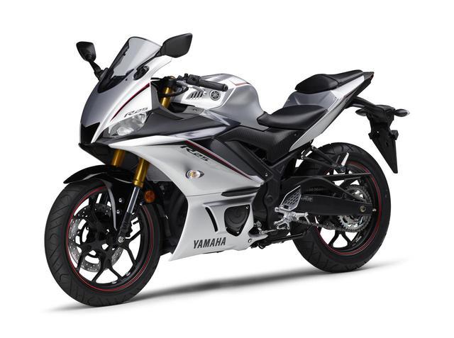 画像34: 【速報】ヤマハが「YZF-R3 ABS」「YZF-R25/ABS」の2020年モデルを発表! マットシルバーをはじめとする3色すべてが新色!