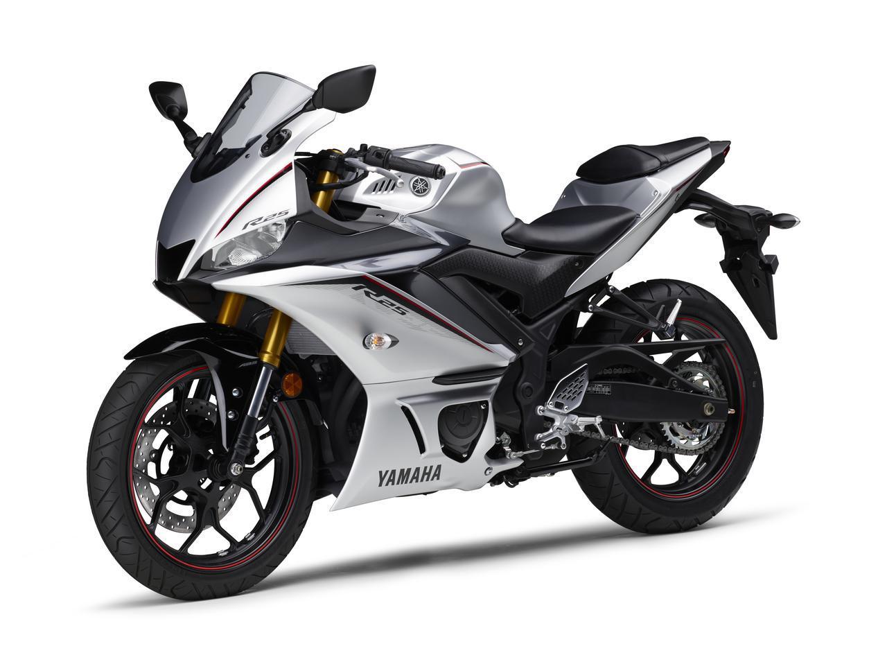 画像22: ヤマハ「YZF-R25/ABS」「YZF-R3 ABS」の2020年モデルが2月14日(金)発売! 3色展開で、すべてニューカラー!