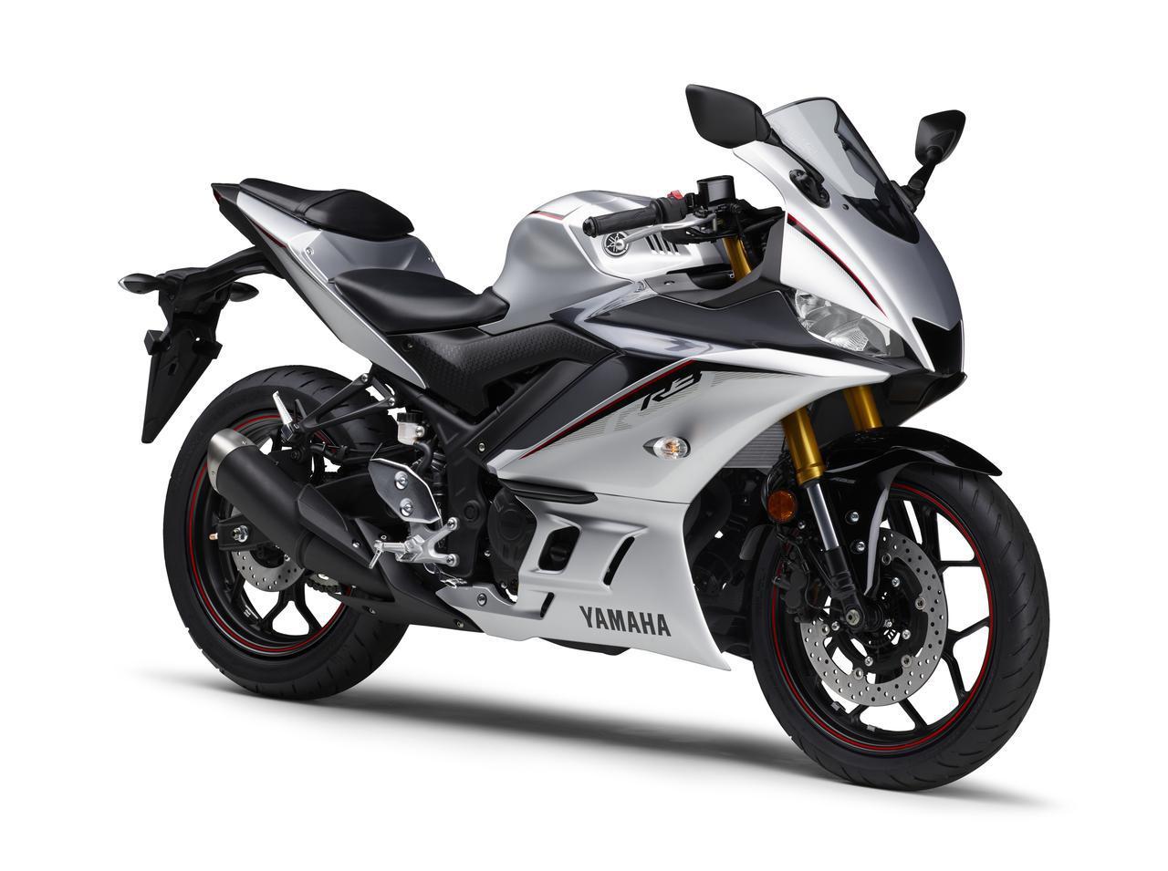 画像9: ヤマハ「YZF-R25/ABS」「YZF-R3 ABS」の2020年モデルが2月14日(金)発売! 3色展開で、すべてニューカラー!