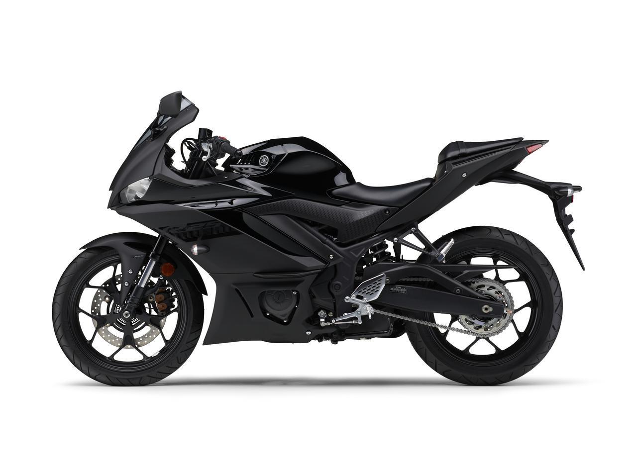 画像20: ヤマハ「YZF-R25/ABS」「YZF-R3 ABS」の2020年モデルが2月14日(金)発売! 3色展開で、すべてニューカラー!