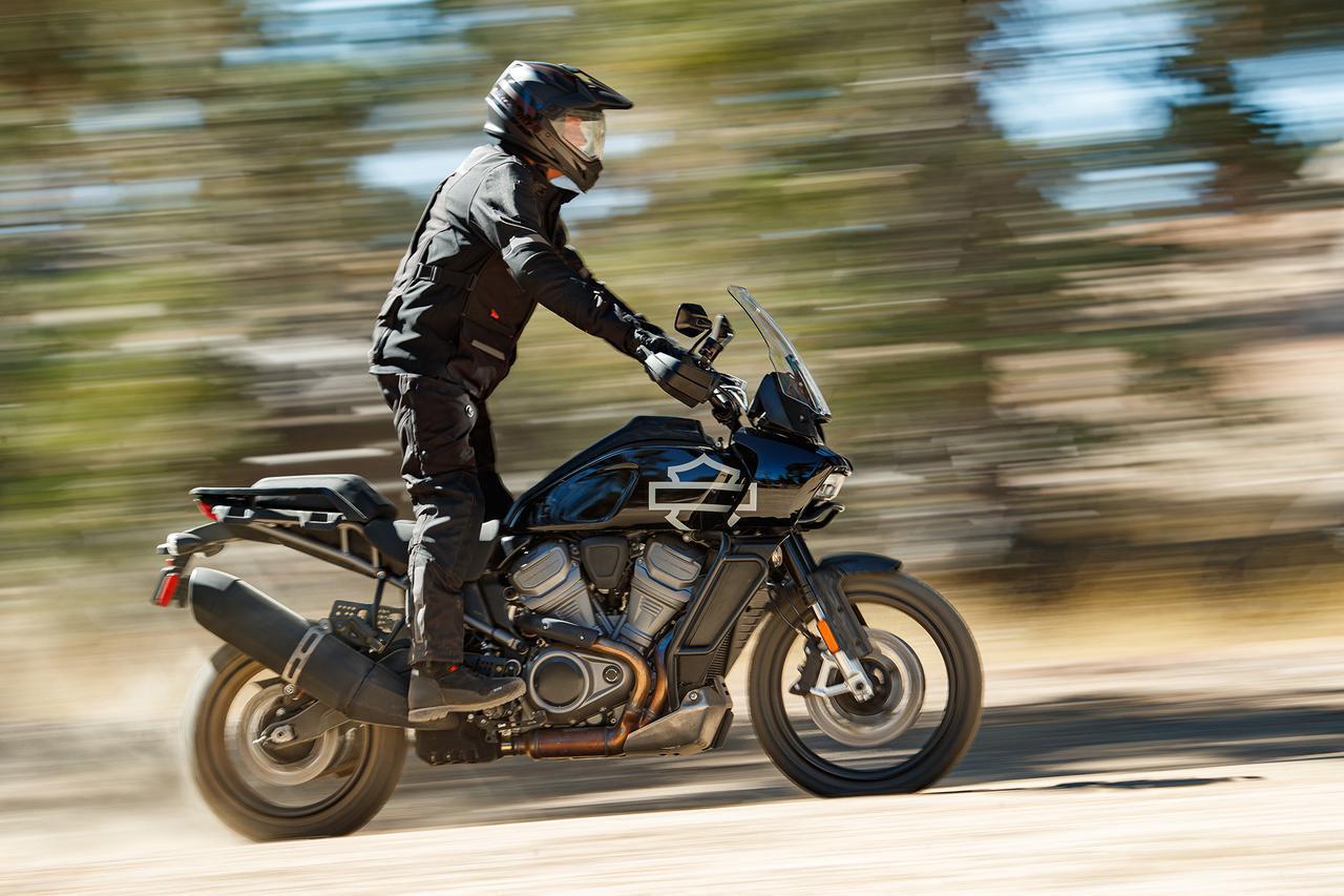 画像: ハーレー初のアドベンチャー「Pan America」が登場! - webオートバイ