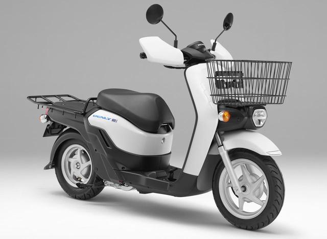 画像: 【ホンダ】電動バイク「BENLY e:」シリーズの価格が決定! 原付二種相当の「BENLY e: Ⅱ」や〈プロ〉仕様車も同時発表 - webオートバイ