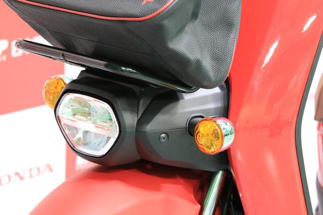 画像: 「BENLY e: 」シリーズはLEDヘッドライトを標準装備。