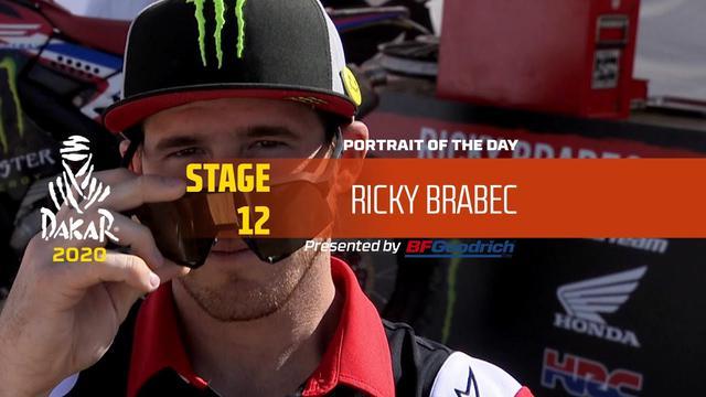 画像: Dakar 2020 - Stage 12 - Portrait of the day - Ricky Brabec youtu.be