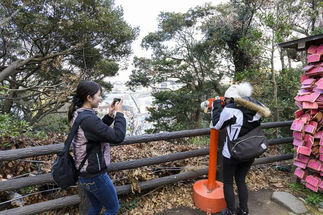 画像12: 目指せ!ライダーに大人気の江の島!