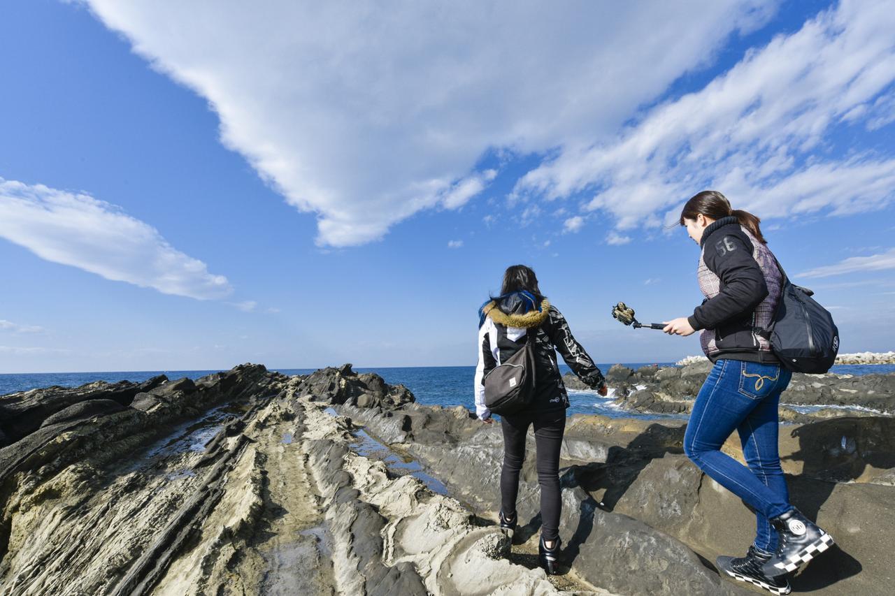画像6: 最初の目的地は、城ヶ島!