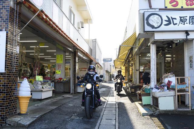 画像1: 次は葉山プリン【マーロウカフェ】へ