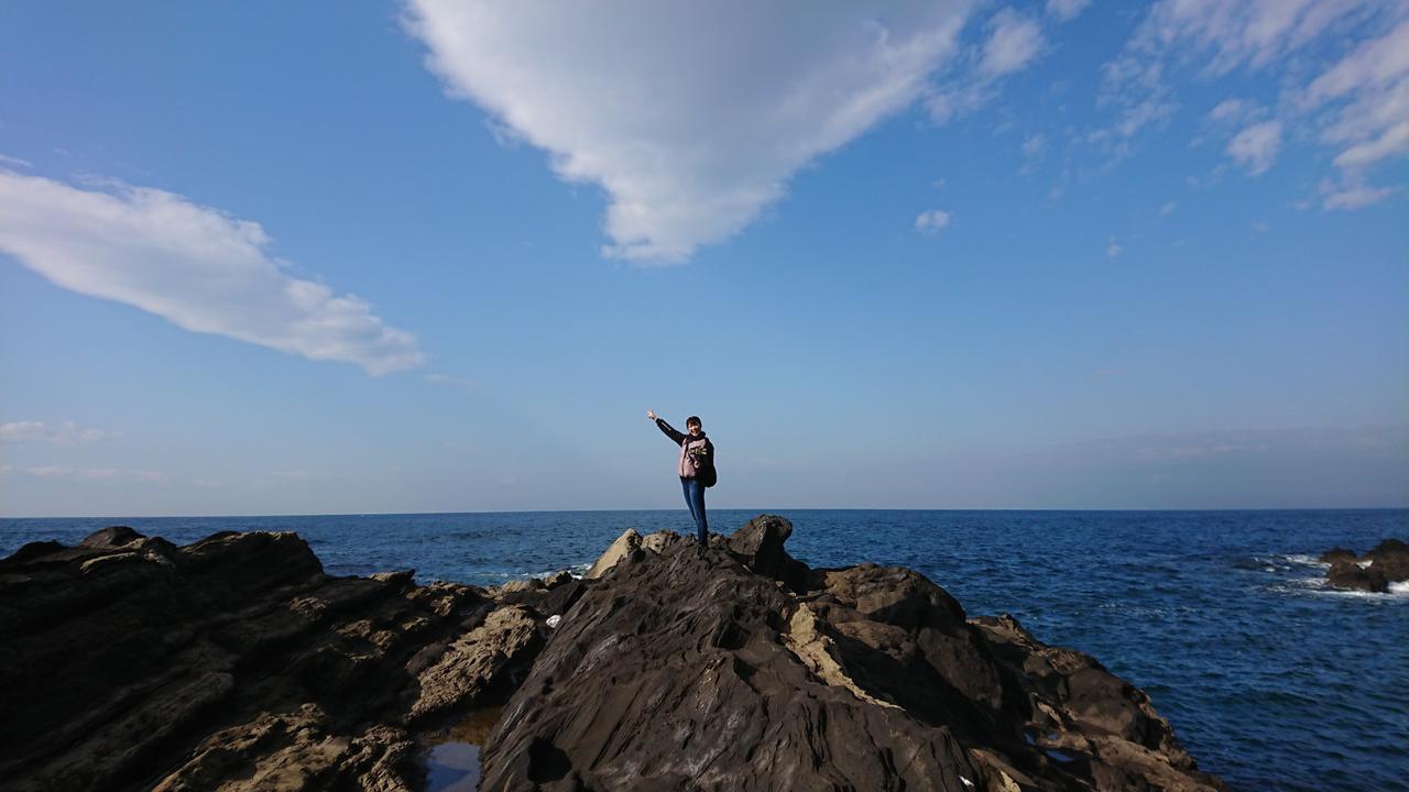 画像5: 最初の目的地は、城ヶ島!
