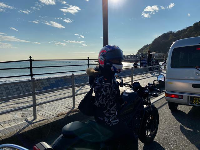 画像1: 目指せ!ライダーに大人気の江の島!
