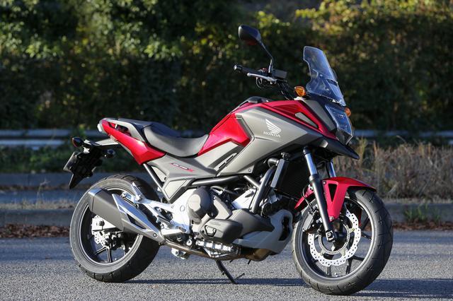 画像: HONDA NC750X デュアル・クラッチ・トランスミッション ■税込価格:96万8000円